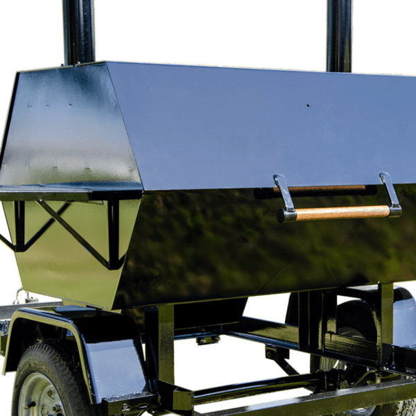 BBQ and Trailer