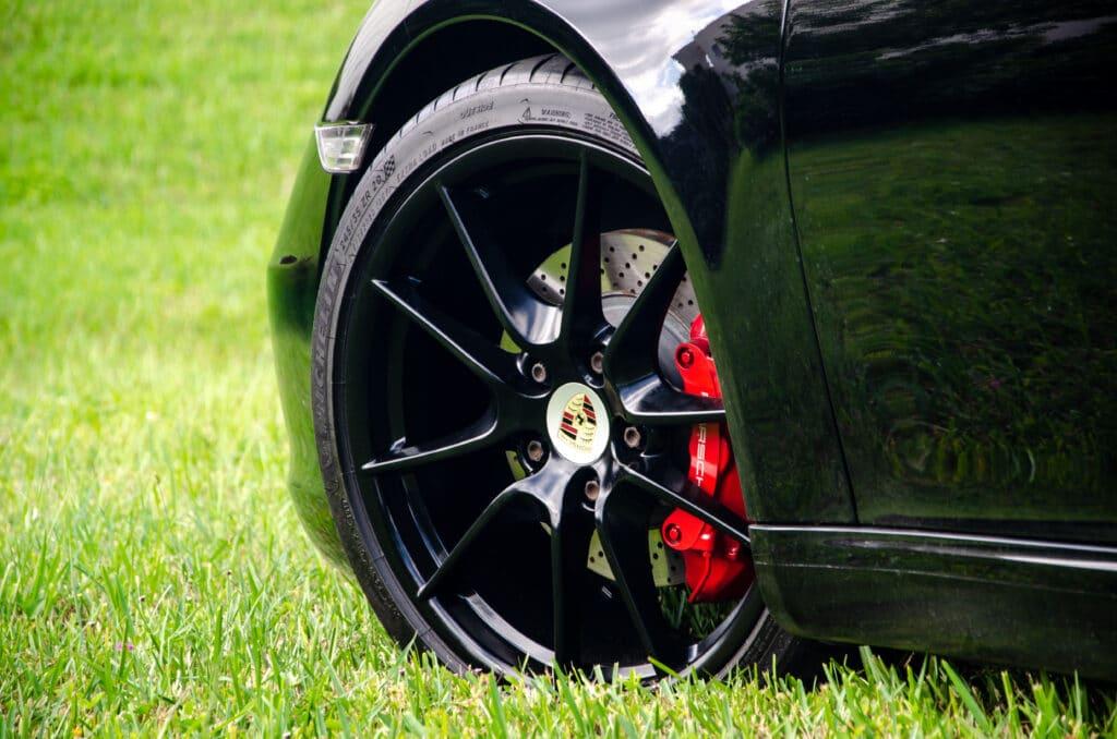 Wheel and rim powdercoating package